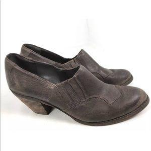Luxury rebel Dakota Ankle Boots 39.5/9 Brown
